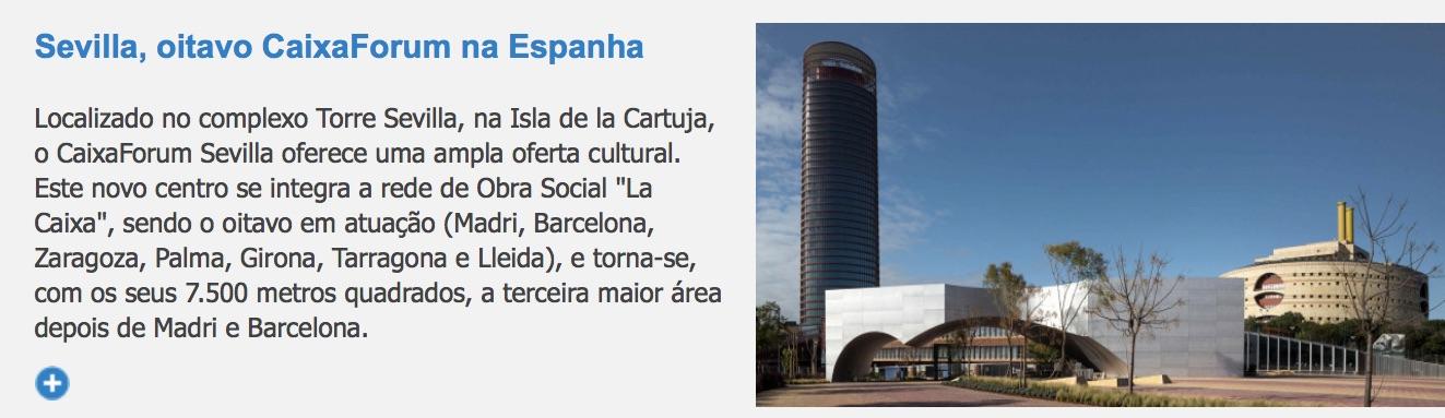 Sevilla-CaixaForum-Espanha