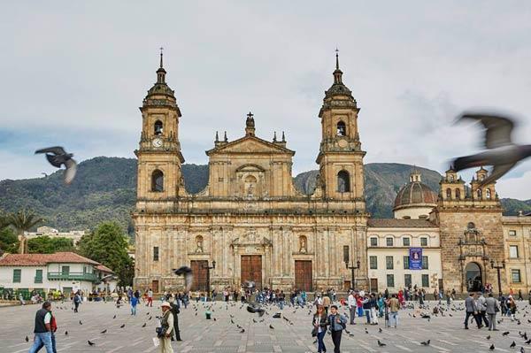 Admirando Bogotá – Colômbia