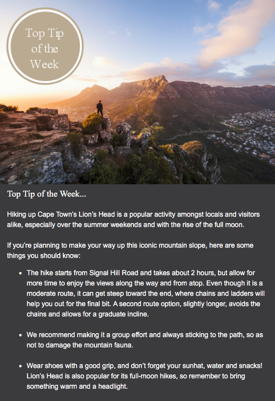Top-tips-of-the-week