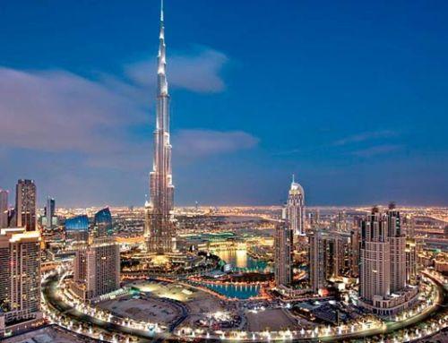 Dubai: uma cidade que continua crescendo