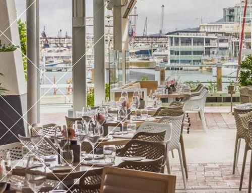Grosvenor Tours – Restaurante Firefish em Capetown