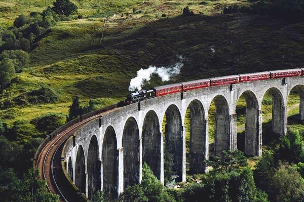 Reino Unido de Trem