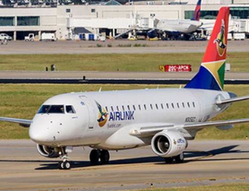 Airlink anuncia voo direto entre Johannesburg e Port Elizabeth