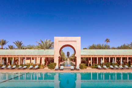 Marrocos – Marrakech