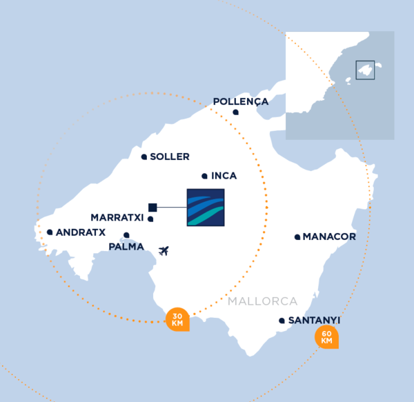 Mallorca-Outlet-Map