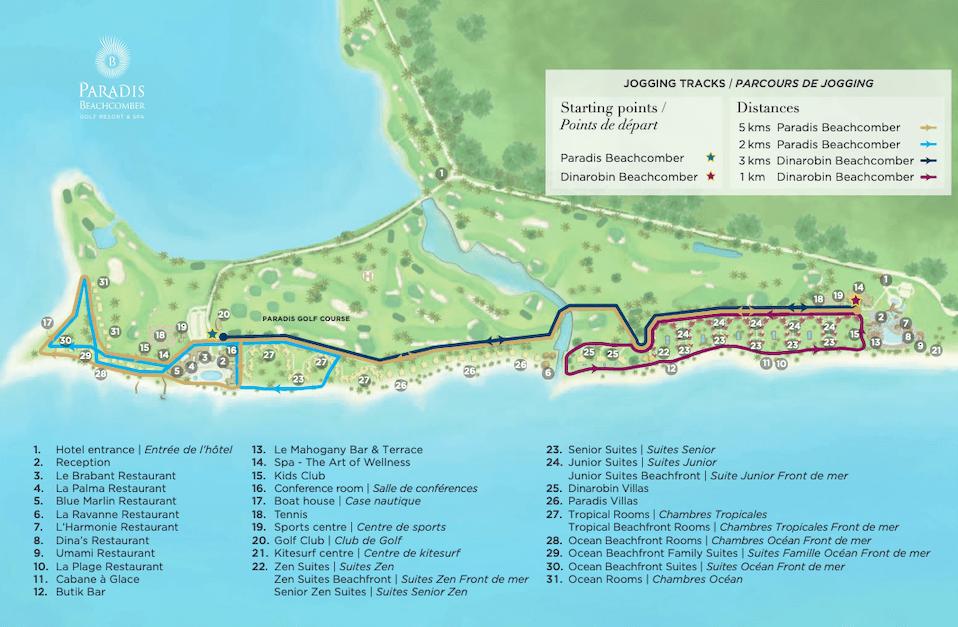 Paradis-Beachcomber-Map