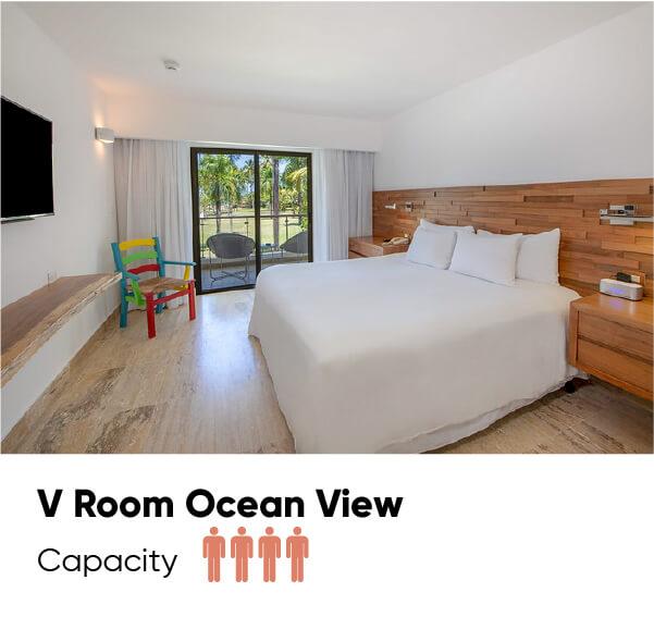 V Room Ocean View