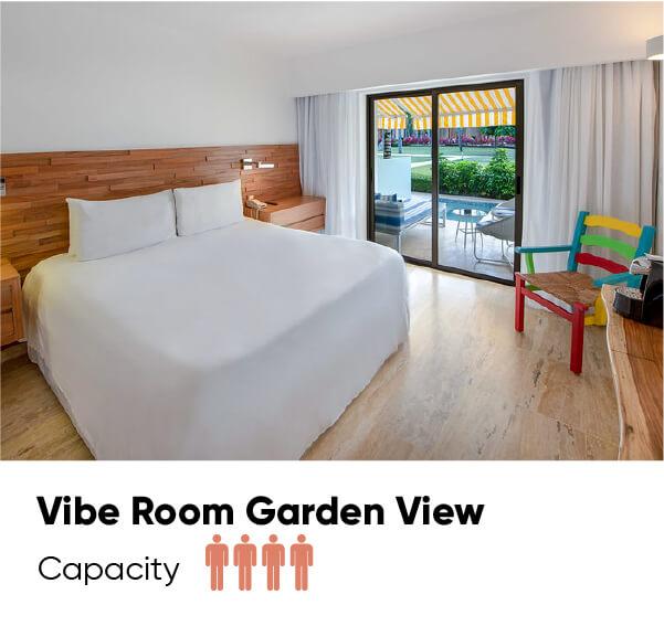Vibe Room Garden View