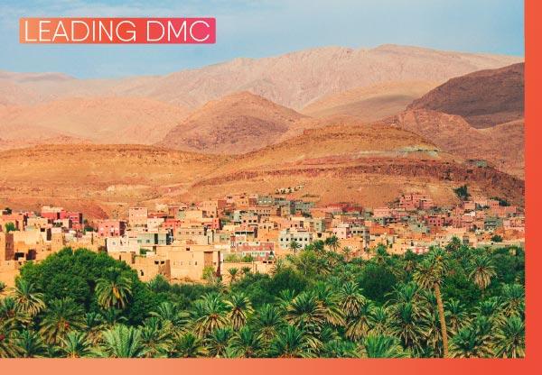 Amazing Morocco DMC
